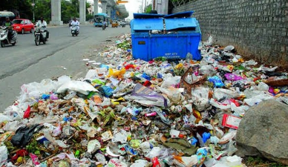 Colombo waste to be disposed in Karadiyana