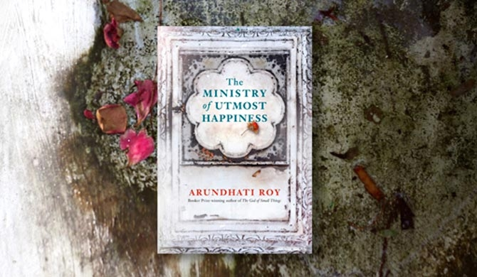 How the beauty of decay inspired Arundhati Roy's The Ministry of Utmost Happiness