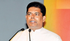 Gayantha appointed acting Regional Development Minister