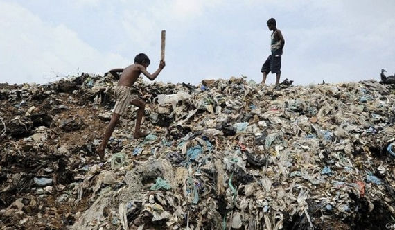 Grave situation: no place to dump Colombo garbage
