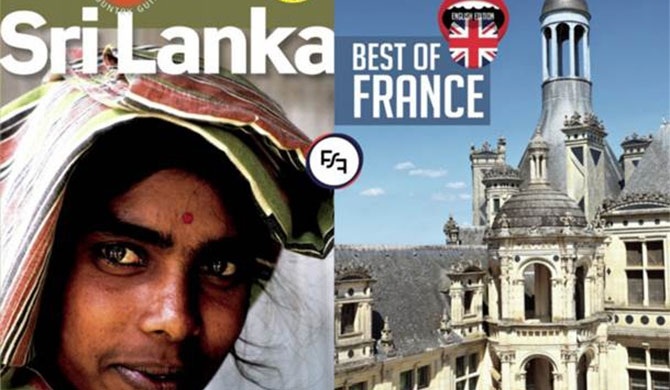 Sri Lanka's tourism potential showcased in France
