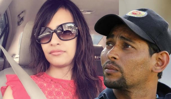 Revelation by Dilshan's wife (voice cut)