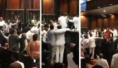 Suffering from knee trouble, Mahinda gets money to buy elevator