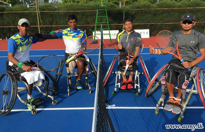 Army Wheelchair Tennis Players win accolades 20180612 02p1