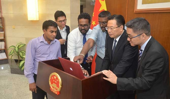 China-Sri Lanka relations benefit both parties