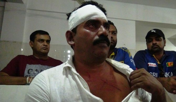 2 arrested over brawl after Dambulla ODI