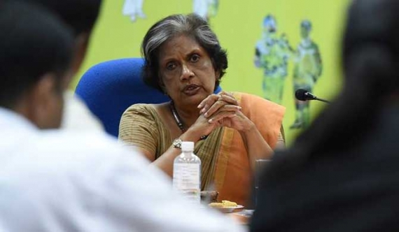 Chandrika behind plans to change SLFP membership
