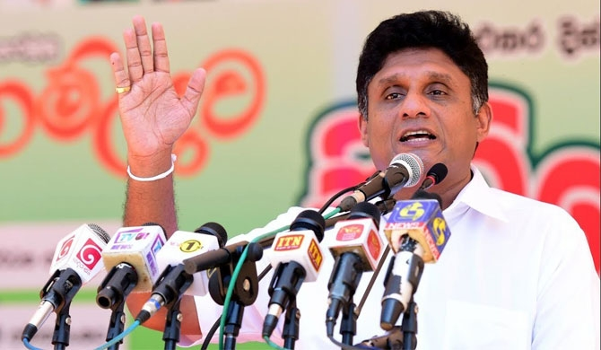 Sajith to contest separately : Names Presidential campaign committee