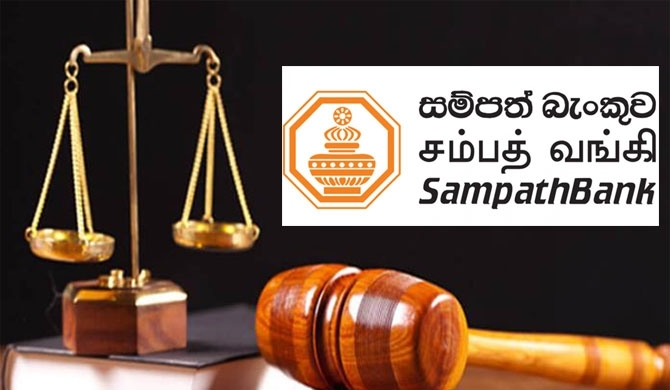 Sampath Bank heads flout bank laws