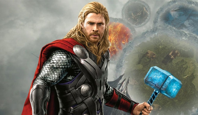 Thor to lay down hammer for more family time
