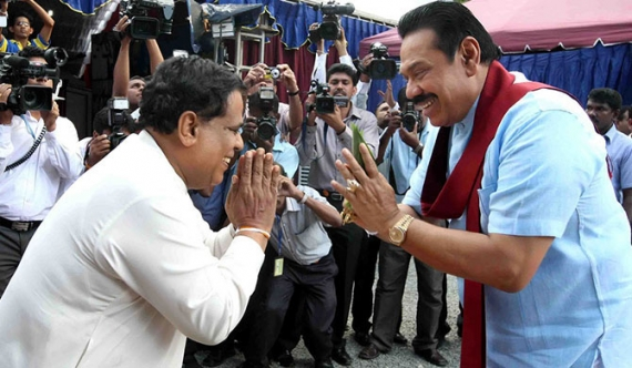 Battle begins to appoint Nimal Siripala as PM!
