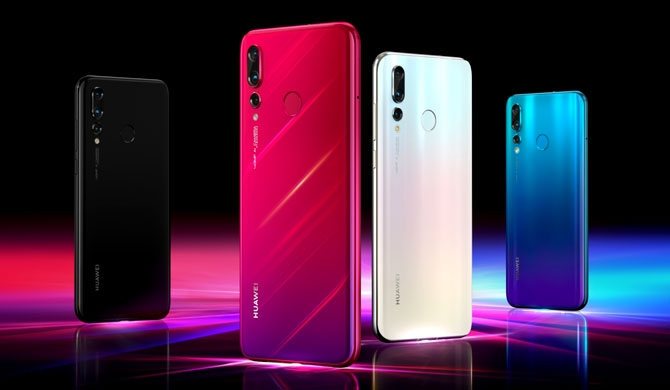 HUAWEI presents NOVA 4 in Sri Lanka