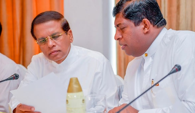 The president cleared us of the bond charges – Ravi