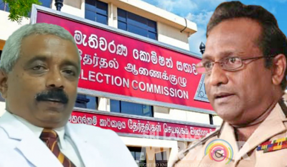 Ananda Principal in trouble for supporting candidate