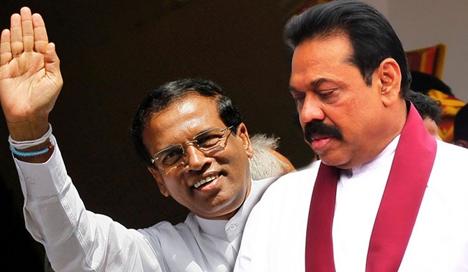 5 JO MPs to join SLFP; 2018 to end Mahinda's journey!