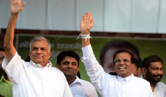 Proposal for Ranil to run for president, Maithri to be PM candidate