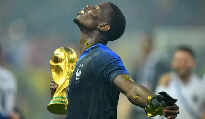 France secures historic world cup victory