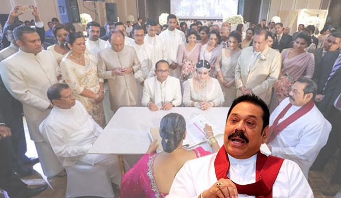 I did not talk about an SLFP union with Maithri - Mahinda