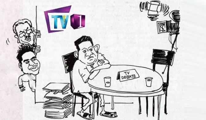 TV1 to boost Sajith's new party?