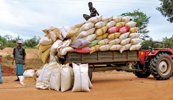 Govt. bigwig swallows 3.07b rice consignment