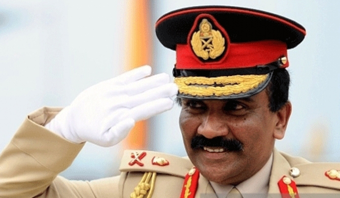 Army chief turns down president's offer