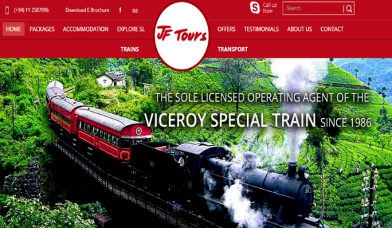 JF Tours & Travels yet to pay for Viceroy Special
