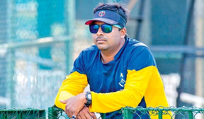 Muthumudalige Pushpakumara appointed Kuwait National Coach
