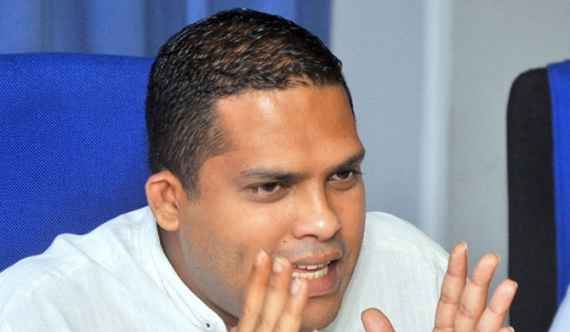 Harin to contest from Gampaha!