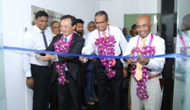 Tokyo Cement opens upgraded research facility