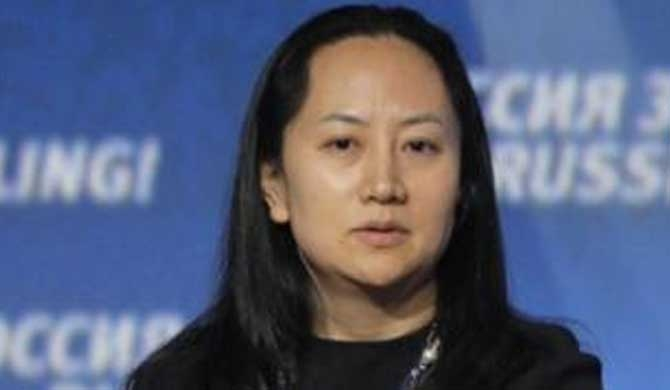 Huawei executive arrested in Canada