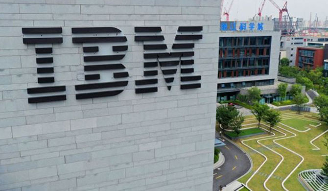 IBM to split into two