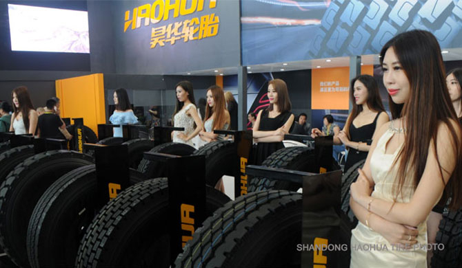 Sri Lanka tyre plant in Hambantota port by China's Haohua