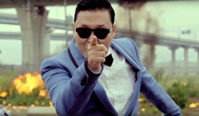 Gangam Style loses Youtube crown