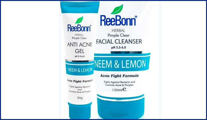 ReeBonn unveils new facial products