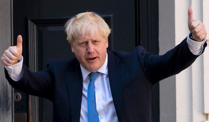 Boris Johnson to be next UK PM