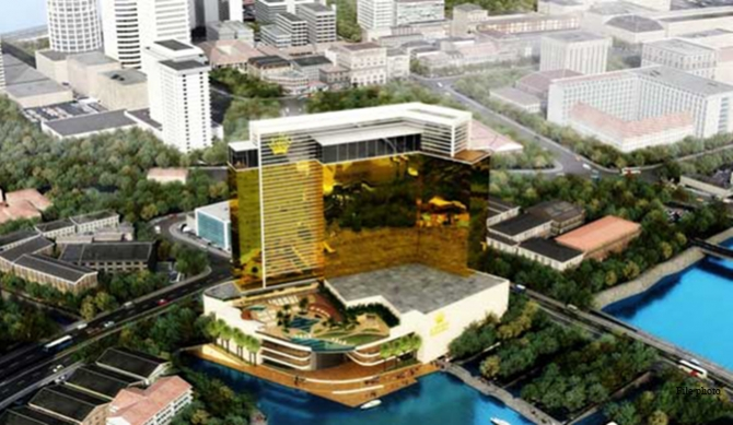 Colombo Crown resumes mixed development project changing faces