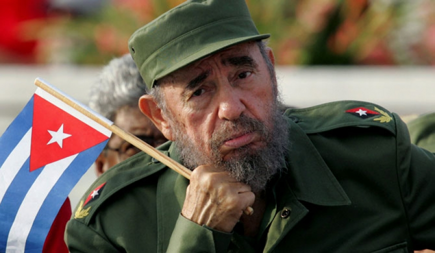 Fidel Castro no more