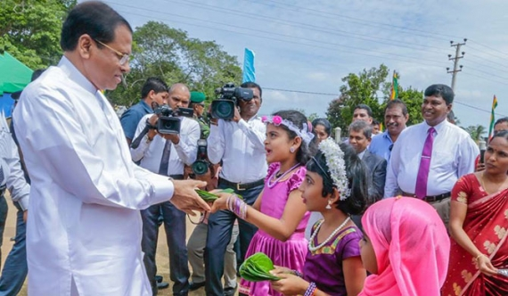 President calls on all parties to protect children (Pics)