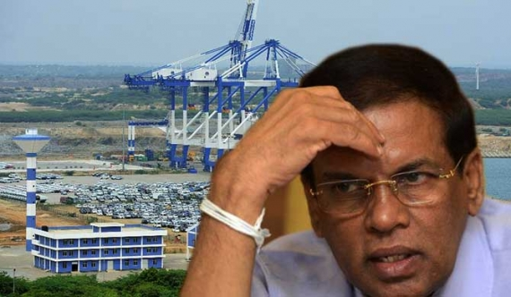 Cabinet decision disregards president's observations in H'tota port matter!
