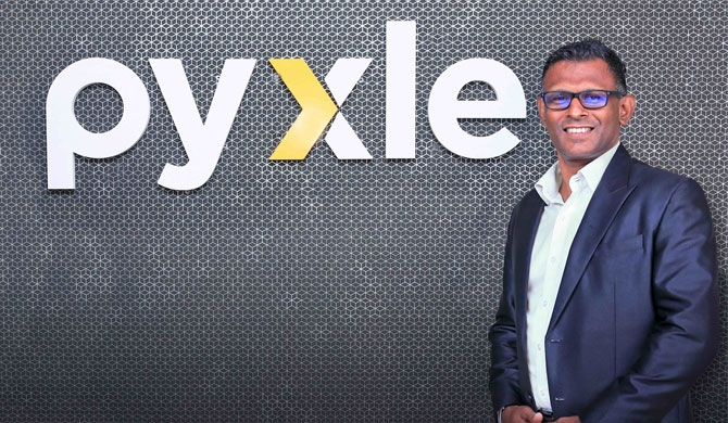 Anura De Alwis appointed Pyxle CEO