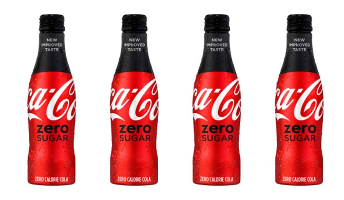 Coke Zero to change