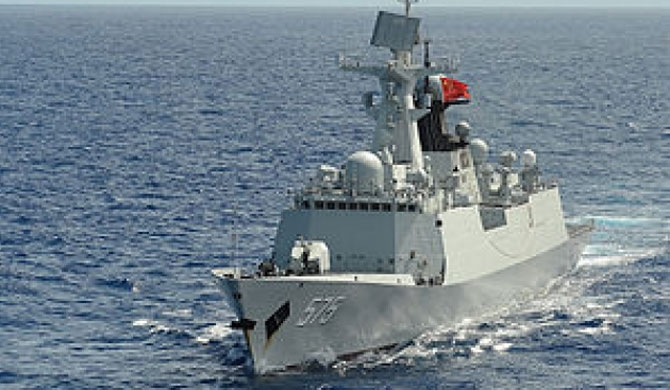 China to gift a PLAN missile frigate