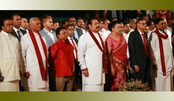 Maithri's trump card : 60 MPs including MR & Namal lose their membership