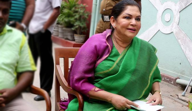 Rosy's official residence cleaning to cost Rs. 8.5 m