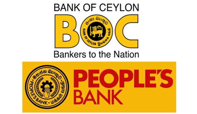Acting chairmen for BoC & People's Bank!