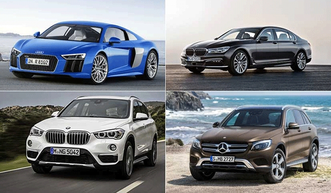2018 budget proposals promote luxury cars