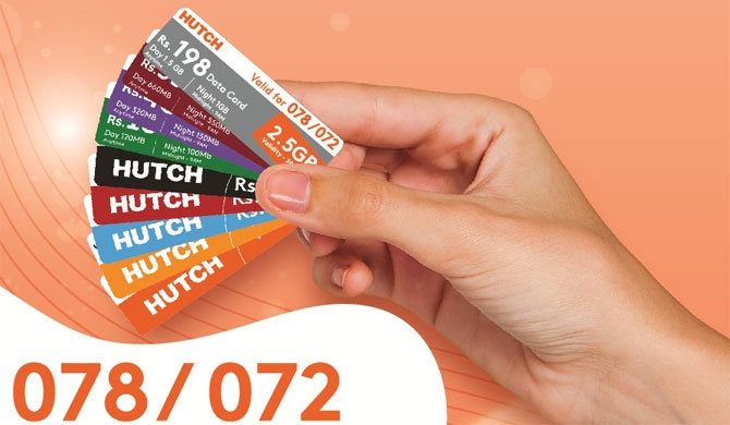 Hutch debuts 'Common Card' powering Hutch 078/072 customers