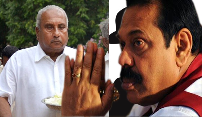 Govt. minister helps Rajapaksas to launder ill-gotten money?