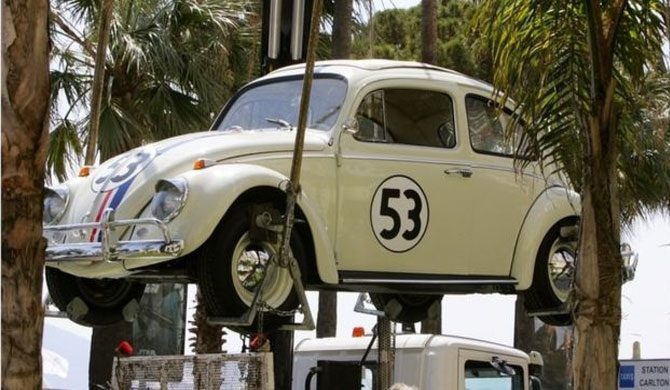 VW Beetle reaches end of the road