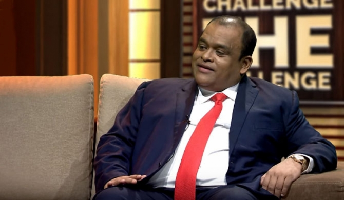 Won't contest for election - Dhammika Perera